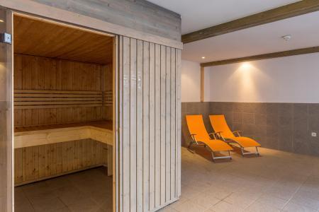 Vacances en montagne Hôtel Vancouver - La Plagne - Sauna