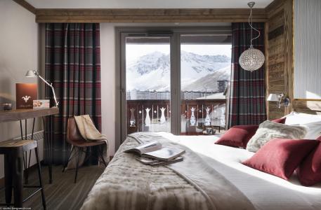 Vacances en montagne Hôtel Village Montana - Tignes - Chambre