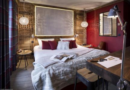 Vacances en montagne Hôtel Village Montana - Tignes - Lit double