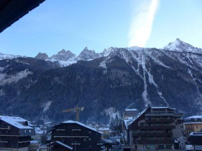 Holiday in mountain resort 1 room apartment 3 people (7) - L'Aiguille du Midi - Chamonix - Accommodation