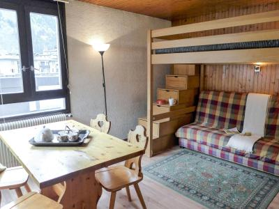 Holiday in mountain resort 1 room apartment 3 people (7) - L'Aiguille du Midi - Chamonix