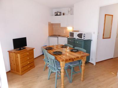 Holiday in mountain resort 1 room apartment 4 people (14) - L'Enclave I et J - Les Contamines-Montjoie - Table