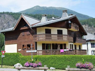 Rent in ski resort 3 room apartment 4 people (1) - L'Hermine - Les Houches - Summer outside