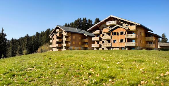 Rent in ski resort L'Orée des Cimes - Peisey-Vallandry - Summer outside