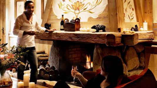 Vacances en montagne L'Orée des Cimes - Peisey-Vallandry - Réception