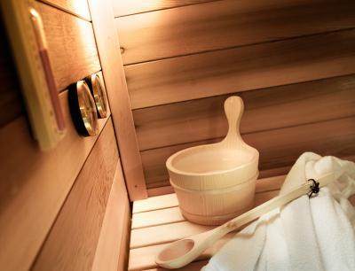 Vacances en montagne L'Orée des Cimes - Peisey-Vallandry - Sauna