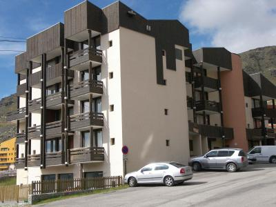 Rent in ski resort 2 room apartment 4 people (4) - L'Orsière - Val Thorens - Summer outside