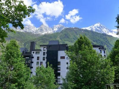 Rent in ski resort 2 room apartment 4 people (1) - L'Outa - Chamonix - Summer outside