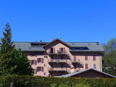 Rent in ski resort 2 room apartment 4 people (3) - L'Univers - Chamonix - Summer outside