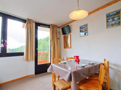 Holiday in mountain resort 1 room apartment 4 people (1) - La Boédette - Les Menuires - Accommodation