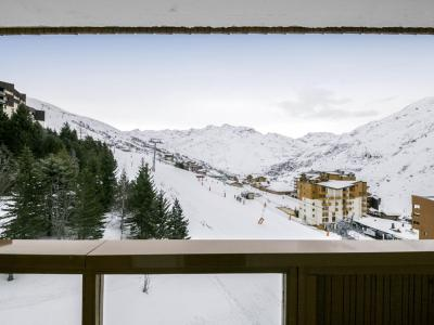Holiday in mountain resort 1 room apartment 4 people (7) - La Boédette - Les Menuires - Accommodation