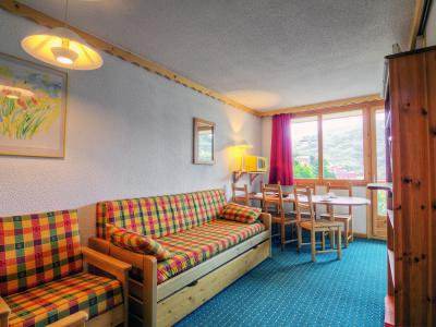Holiday in mountain resort 2 room apartment 6 people (4) - La Boédette - Les Menuires - Accommodation