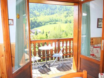 Wakacje w górach Domek górski 3 pokojowy 8 osób (1) - La Cascade - Les Bottières