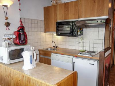 Holiday in mountain resort 1 room apartment 4 people (7) - La Comtesse - Saint Gervais - Accommodation