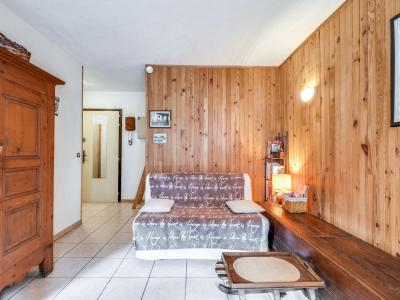 Holiday in mountain resort 1 room apartment 4 people (9) - La Comtesse - Saint Gervais - Accommodation