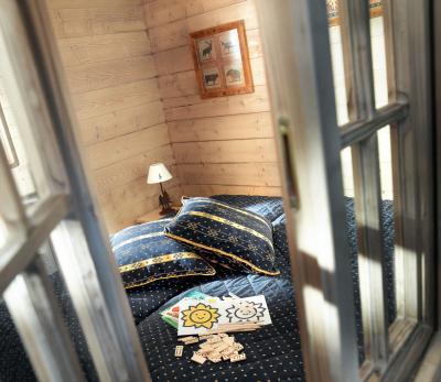 Vacances en montagne La Ferme du Val Claret - Tignes - Chambre