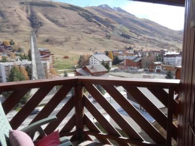 Holiday in mountain resort 2 room apartment 4 people (1) - La Grande Chaume - Les 2 Alpes - Accommodation