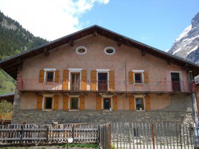 Location Pralognan-la-Vanoise : La Maison Rose hiver