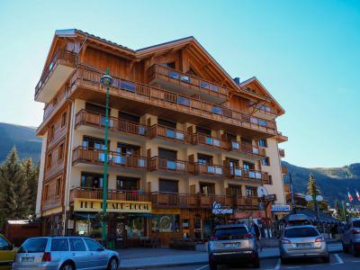 Rent in ski resort La Résidence - Les 2 Alpes - Summer outside