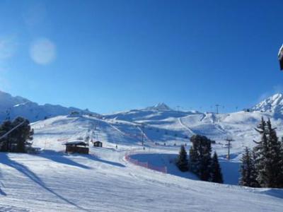 Wakacje w górach Studio 4 osoby (224) - La Résidence Aigue-Marine - La Plagne