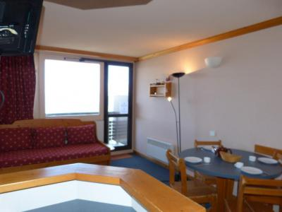 Holiday in mountain resort 2 room apartment 5 people (A2N135) - La Résidence Aime 2000 Chamois - La Plagne - Living room