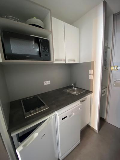 Holiday in mountain resort Studio cabin 4 people (A2L36) - La Résidence Aime 2000 Chamois - La Plagne