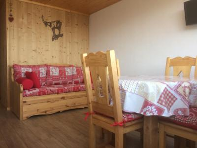 Holiday in mountain resort Studio sleeping corner 4 people (A2O134) - La Résidence Aime 2000 Chamois - La Plagne