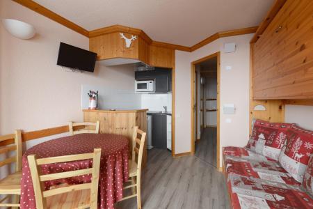 Holiday in mountain resort Studio 4 people (A2N138) - La Résidence Aime 2000 Chamois - La Plagne