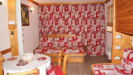 Holiday in mountain resort Studio 4 people (A2M38) - La Résidence Aime 2000 Chamois - La Plagne