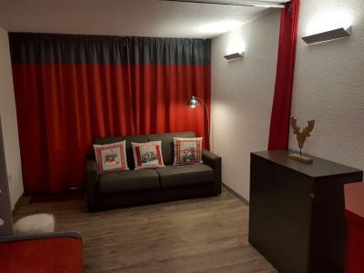 Holiday in mountain resort Studio 4 people (A2N139) - La Résidence Aime 2000 Chamois - La Plagne - Living room
