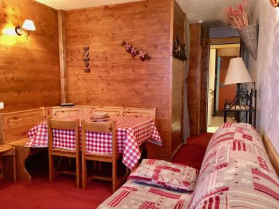 Holiday in mountain resort Studio sleeping corner 4 people (A2L138) - La Résidence Aime 2000 Chamois - La Plagne - Sofa-bed