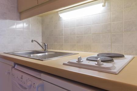 Holiday in mountain resort 2 room apartment 5 people (C129) - La Résidence Aime 2000 le Zénith - La Plagne - Kitchenette