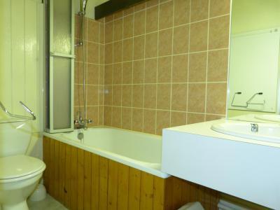Holiday in mountain resort Studio sleeping corner 4 people (I143) - La Résidence Aime 2000 - le Zodiac - La Plagne - Bathroom