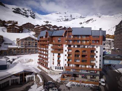 Vacances en montagne Appartement 2 pièces 4 personnes (609) - La Résidence Altineige - Val Thorens