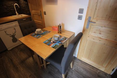 Vacances en montagne Appartement 2 pièces 3 personnes (502) - La Résidence Altineige - Val Thorens - Cuisine