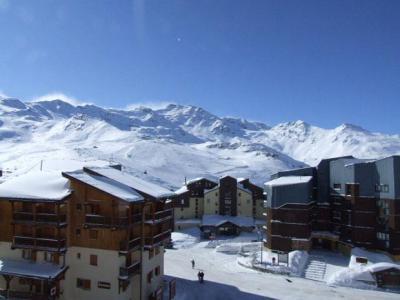 Vacances en montagne Studio 3 personnes (508) - La Résidence Altineige - Val Thorens - Table