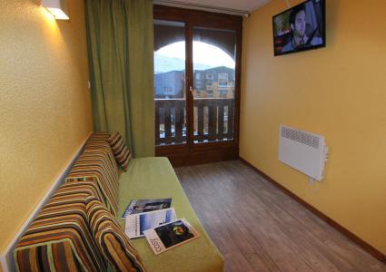 Vacances en montagne Studio cabine 4 personnes (414) - La Résidence Altineige - Val Thorens - Logement