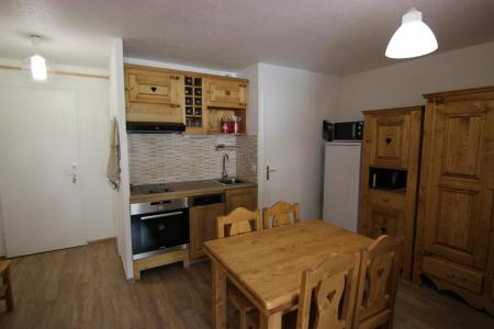 Vacances en montagne Studio cabine 4 personnes (515) - La Résidence Altineige - Val Thorens - Cuisine