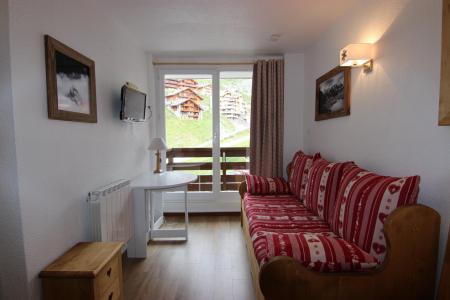 Vacances en montagne Studio cabine 4 personnes (515) - La Résidence Altineige - Val Thorens - Séjour