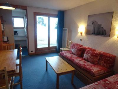 Wakacje w górach Apartament 2 pokojowy 5 osób (02) - La Résidence Améthyste - La Plagne - Pokój gościnny