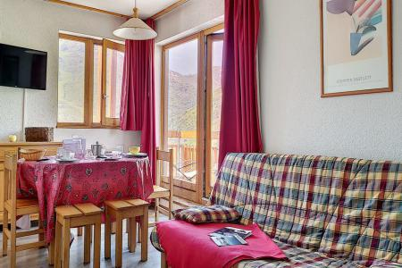 Holiday in mountain resort 2 room apartment sleeping corner 5 people (45) - La Résidence Bellevue - Les Menuires