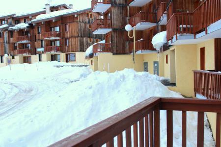 Holiday in mountain resort Studio 2 people (13) - La Résidence Belvédère - La Plagne
