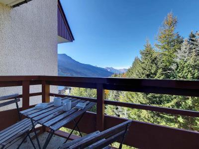 Holiday in mountain resort Studio sleeping corner 4 people (605) - La Résidence Boëdette - Les Menuires