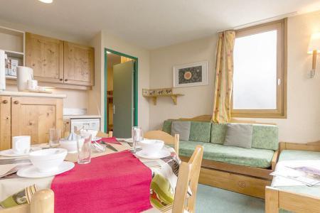 Holiday in mountain resort Studio sleeping corner 4 people (313) - La Résidence Boëdette - Les Menuires