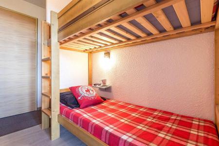 Holiday in mountain resort Studio sleeping corner 4 people (809) - La Résidence Boëdette - Les Menuires - Bunk beds