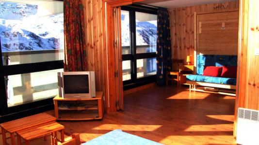 Vacances en montagne La Résidence Brelin - Les Menuires - Tv