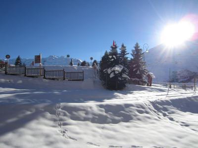 Vacances en montagne Studio 3 personnes (06) - La Résidence Burons - Les Menuires