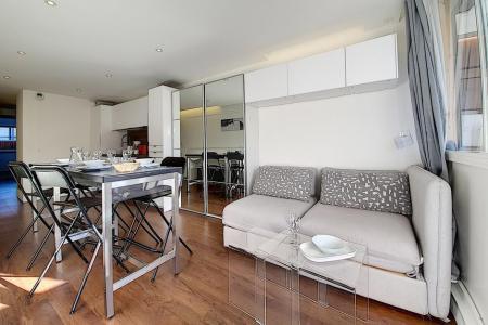 Vacances en montagne Appartement 2 pièces 4 personnes (09) - La Résidence Burons - Les Menuires - Logement