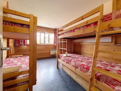 Vacances en montagne Appartement 2 pièces 6 personnes (509) - La Résidence Burons - Les Menuires - Coin repas