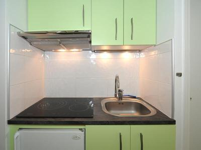 Vacances en montagne Appartement 2 pièces 6 personnes (509) - La Résidence Burons - Les Menuires - Kitchenette